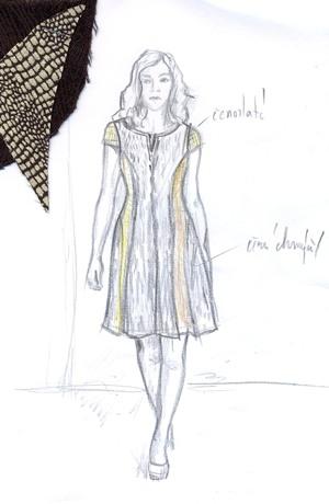 Princesové šaty opticky zeštíhlující postavu
