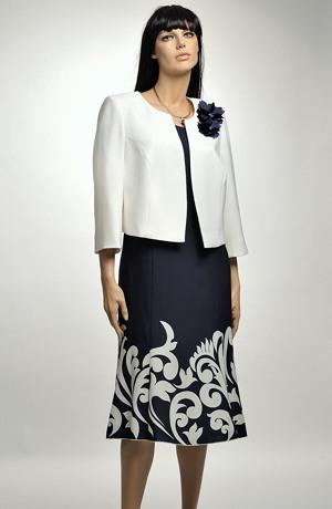 Elegantní dámský kostýmek