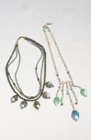 Ručně malované perly