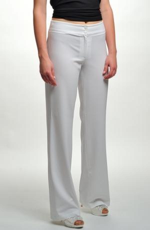 Dámské světlé kalhoty