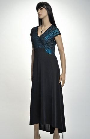 Elegantní dlouhé šaty do společnosti - vel. 42, 44