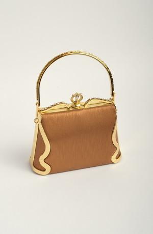 Dámská kabelka na ples - kufřík