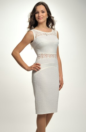 Společenské šaty na svatbu , vel. 36, 38, 40, 42