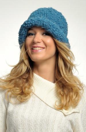 Pletený klobouk