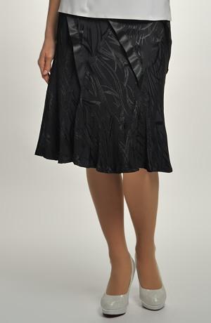 Černá sukně - sleva