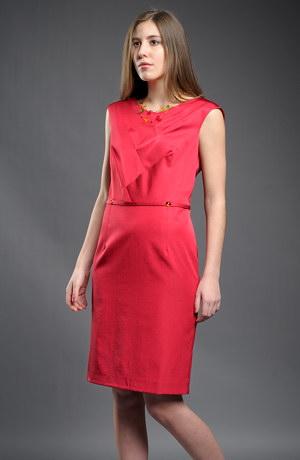 Komplet-Pouzdrové šaty s bolerkem