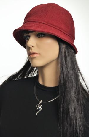 Mladistvý dámský klobouk