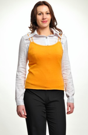 Pletené tričko -sleva