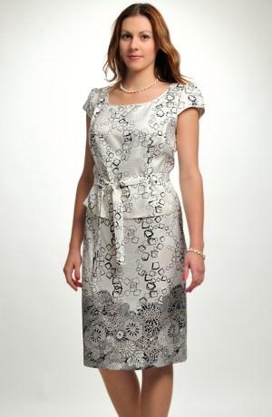 Dámský komplet s úzkou sukní