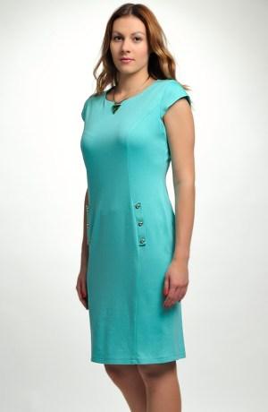 Dámské šaty pouzdrovky - společenské šaty pouzdrového střihu. Vel 42, 44, 48