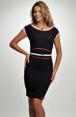 Pleteninová šatová sukně nebo pouzdrové šaty do práce