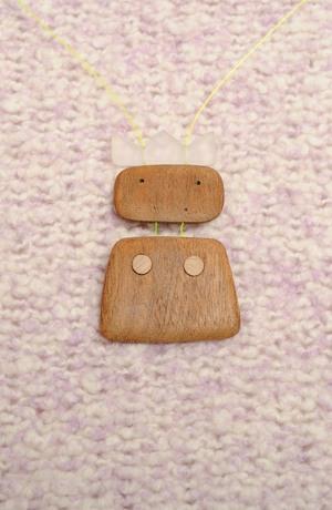 Šperky dřevo
