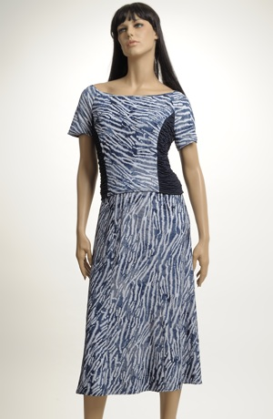 Letní top s delší sukní