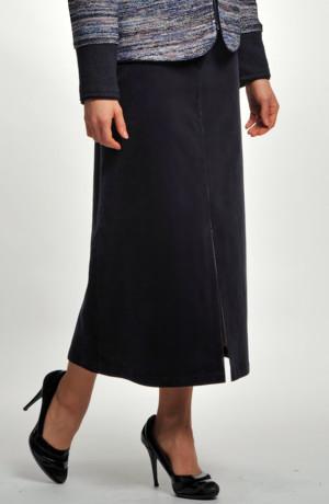 Manžestrová sukně - sleva