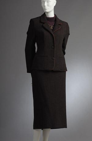 Dámský zimní kostým - výprodej