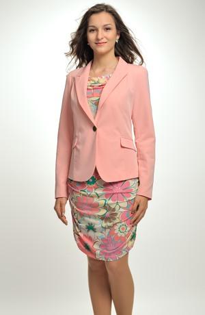 Šaty vhodné do práce, kanceláře i do recepce