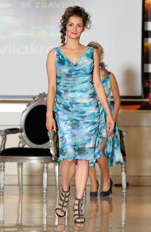 Dámské šaty pouzdrovky - společenské šaty pouzdrového střihu. Vel 36,38,40,42