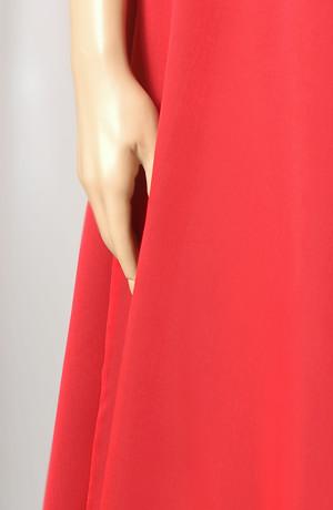 Luxusní šaty na ramínka vhodné do tanečních na prodlouženou.