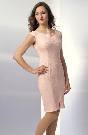 Luxusní společenské šaty z krajky