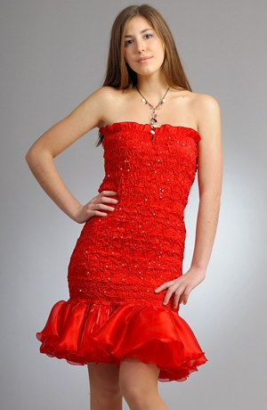 Společenské a svatební šaty Verino, nové modely pro rok 2009.