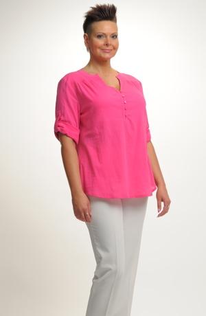 Bavlněná dámská košile