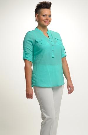 Dámská letní košile