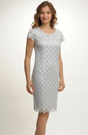 Společenské šaty na svatbu jako host i do divadla