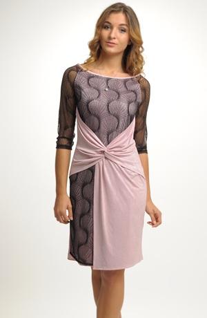 Dámské koktejlové šaty do společnosti