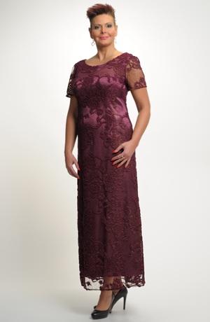 Dlouhé dámské večerní šaty