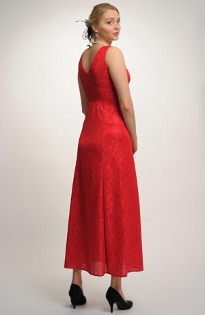 Velmi elegantní plesové šaty z luxusní krajky, Velikost 38, 40, 42, 44