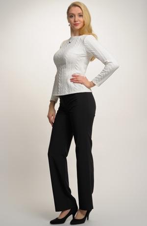 Elegantní dámské kalhoty