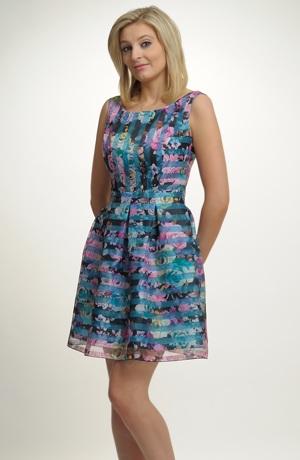 Krátké šaty do tanečních - dívčí taneční šaty vel.36,38,40, 42