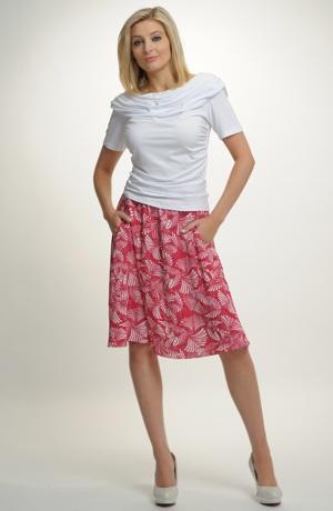 Letní dámská sukně