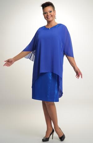 Dámské elegantní společenské šaty