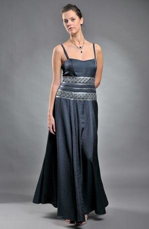 Velmi elegantní šaty s živůtkem zdobeným krajkou