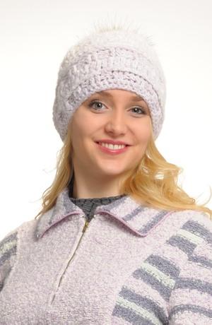 Dámský klobouk - čepice