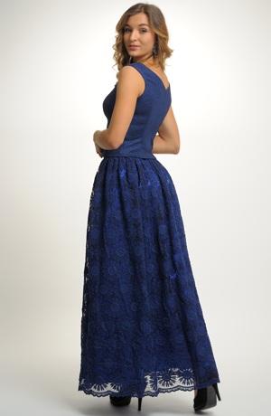 Plesová sukně s řasením