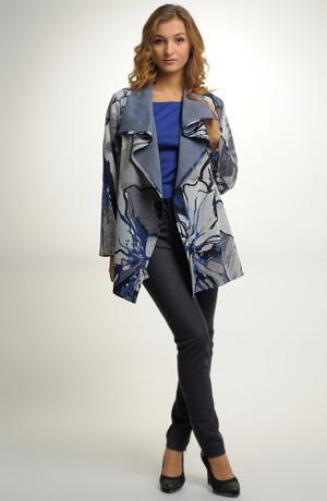 Kabátek - volná vesta