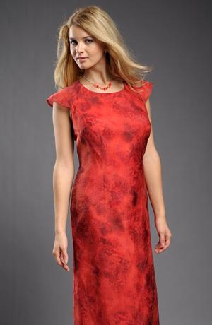 Dlouhé společenské šaty - výprodej
