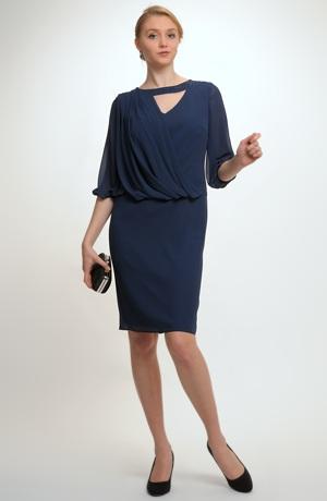 Elegantní koktejlové šaty, vel.42,44,46,48, 50
