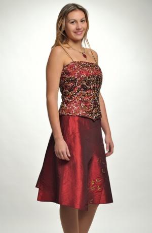 Krátká sukně na ples - výprodej