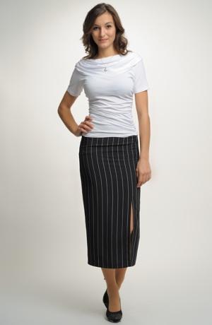 Dámská úzká sukně - sleva