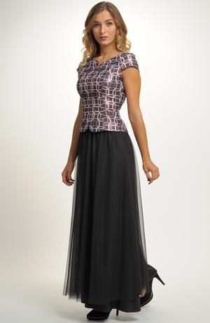 Plesová variace - top se sukní