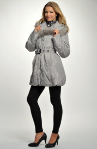 Dámské zimní bundy a bundy-kabáty 2013-2014