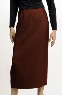 Klasická dámská sukně