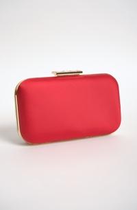 Plesová červená kabelka
