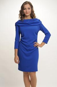 Dámské elegantní šaty do společnosti i do práce