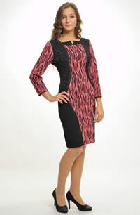 Elegantní šaty vhodné do práce