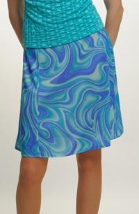 Vzorovaná sukně