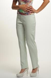 Módní úzké kalhoty